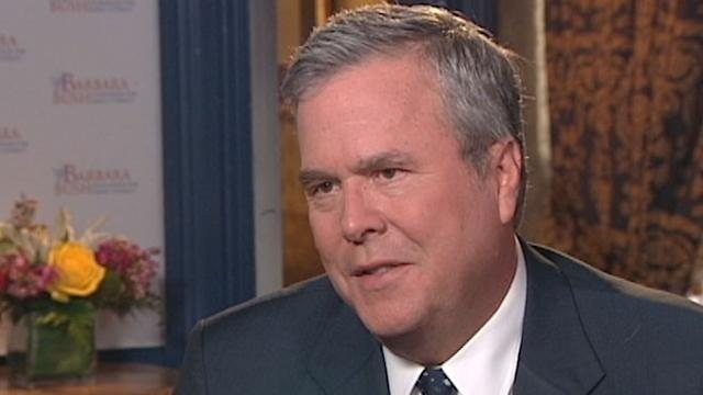 Jeb Bush: Being 'Independent' Came From Parents