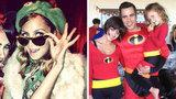 Video: Who Won Hollywood's Halloween Costume Contest?