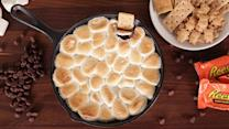 Your Favorite Campfire Treat Turned Into a Dip!