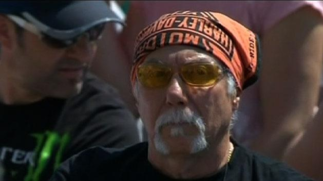 Pope blesses hundreds of Harley riders