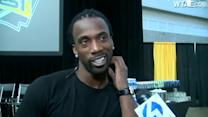 Pirates' Andrew McCutchen talks new uniforms, getting better and 2013