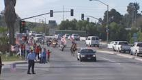 US Army specialist welcomed home in Norco
