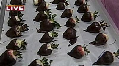 Lancaster County Business Rushes To Fill Valentine's Day Orders