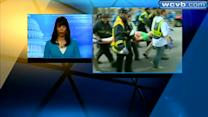 President reacts to Marathon bombing