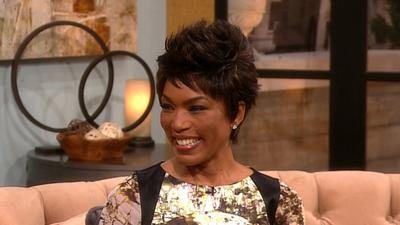 Angela Bassett Talks 'Action-Packed' 'Olympus Has Fallen' And Life With Her Twins