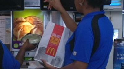 McDonald's Hiring 175 Area Employees