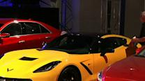 Performance Cars Take Center Stage in Detroit