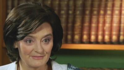 CNBC Meets: Cherie Blair, Trailer