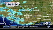 Heavy snow to fall Thursday in KC
