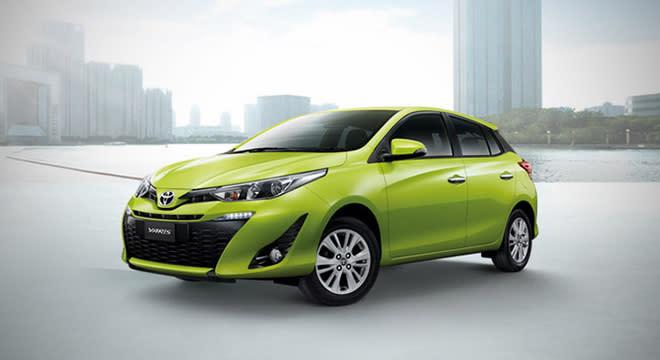 上周第9名的Toyota Yaris 1.5,本月直接衝到第2名,最大關鍵在於小改款升級主被動安全配備刺激買氣