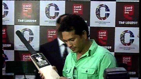 Collector's items: Coins by Achrekar are priceless for Sachin