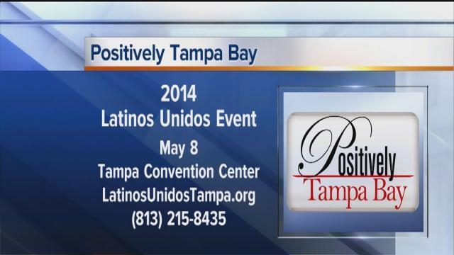 Positively Tampa Bay: Latinos Unidos Awards Luncheon