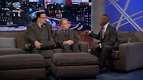 Arsenio Shares Pics of His Early Magic Career with Penn and Teller