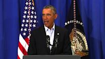 """Obama: ISIS """"has no place in the 21st century"""""""