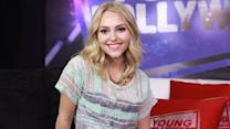 AnnaSophia Robb on Playing Carrie, Violet, and Bethany
