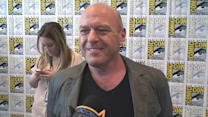 Dean Norris Talks 'Under The Dome' Being A Hit; Saying Goodbye To 'Breaking Bad'