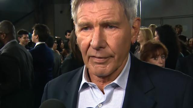 Harrison Ford, Viola Davis step out for