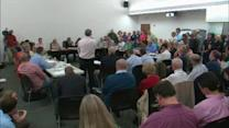 Board meets to try to decide what to do with Sandy Hook school