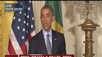 Obama: Increased partnerships & fight against climate cha...