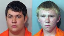 Teens accused of burglarizing top cop's home