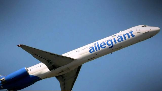 Allegiant Air passengers lose patience after 12 hours of delays