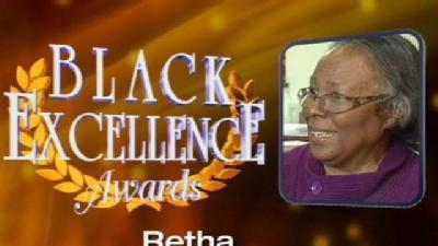 Black Excellence Awards Honoree Retha Simmons