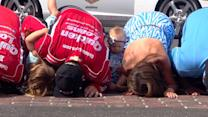5-Hour Energy Craziest Moment From The Track: Crown Royal 400 at the Brickyard
