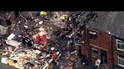 Child dead after house gas explosion