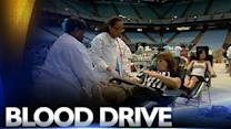 UNC Chapel Hill holds annual blood drive