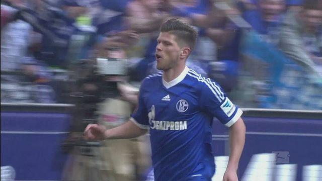 Schalke capitalise on Leverkusen slip-up