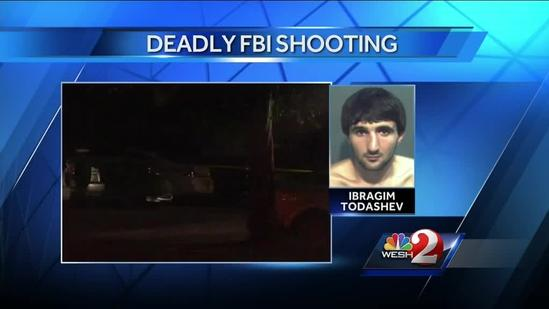 FBI shoots man with ties to Boston bombing suspect