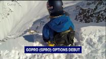 GoPro options begin trading; King Digital upgraded; More drama for Lululemon and American Apparel founders