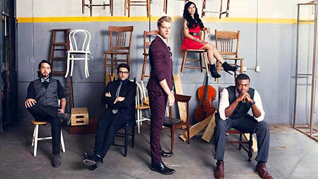 The Pentatonix: The Comeback Kids of Music