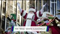 Will the real Wall Street Santa Claus please stand up?