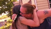 Woman Pays it Forward to Struggling Family