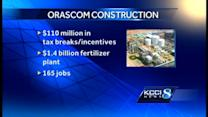 Lawmakers look into $110M tax breaks for project