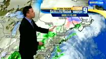 Rain, mix should move out of NH Tuesday morning
