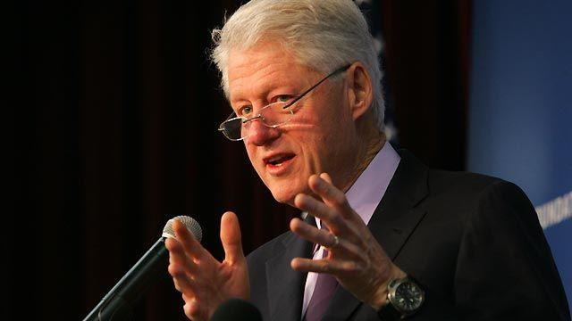 Bill Clinton: Don't mock Second Amendment supporters