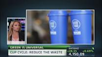 New York's cup-sharing pilot project