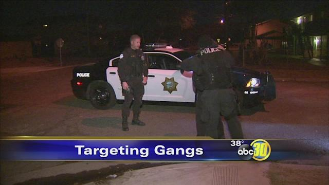 Fresno police target gangs in new operation