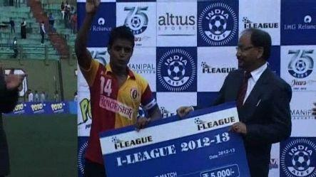 East Bengal Defeats United Sikkim at home