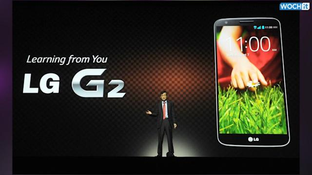 LG Ups The Arms Race For Screen Resolution With New G3 Smartphone