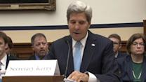 Kerry says U.S. won't wait long for Syria chemical weapons plan