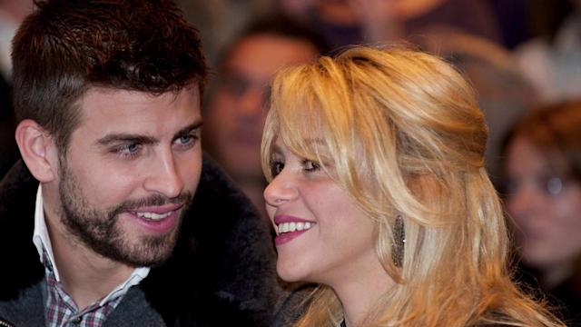 Shakira Shows Off Her Baby Bump on Stage