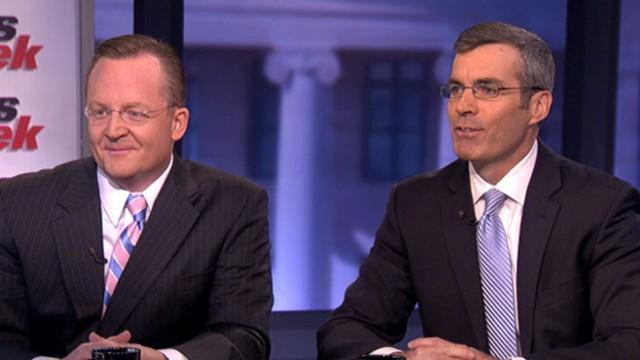 Robert Gibbs and Kevin Madden Interview