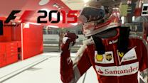 30 Second TV Spot - F1 2015