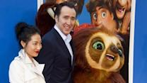 Ryan and Blake Attend 'The Croods' Premiere