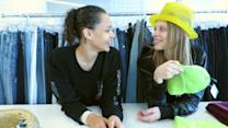 Vogue Diaries - Binx Walton and Lexi Boling Stage a Model Break-In At Vogue.com