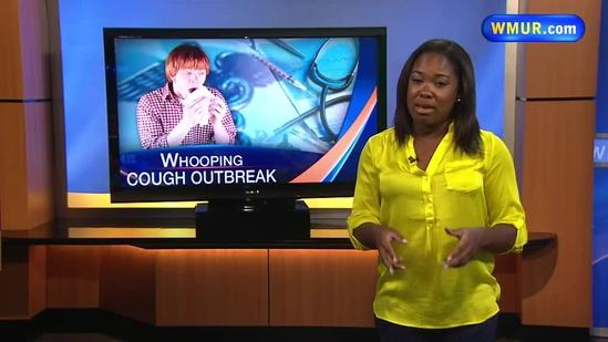 Whooping cough outbreak reported at Londonderry school