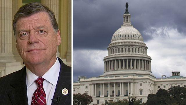Rep. Tom Cole calls for a 'productive negotiation'
